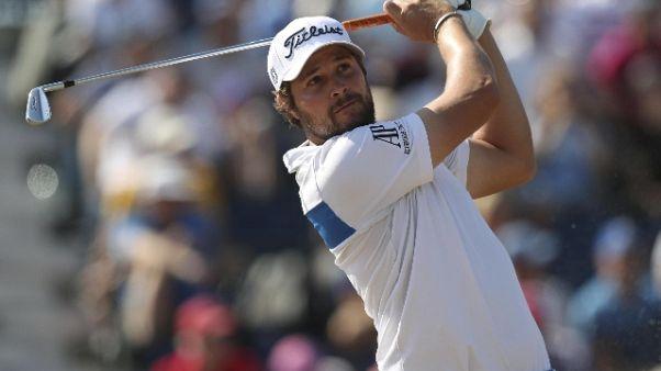 Golf: Shriners Open, Uihlein al comando