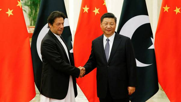 Pakistan's Khan tells China's Xi of 'very difficult' economy