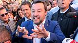 League's Salvini is Italy's real leader, poll finds
