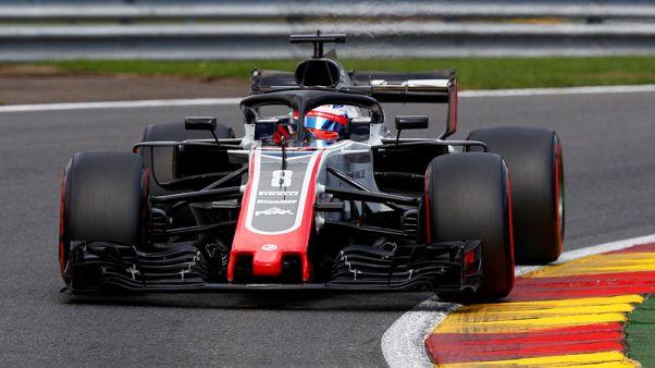 Haas F1 team lose appeal against Grosjean exclusion