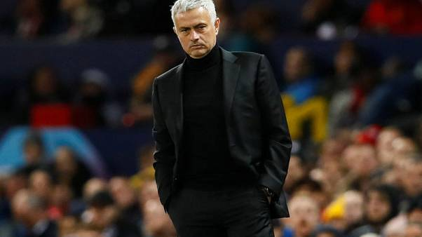 Man United must aim for top four, not title challenge - Mourinho