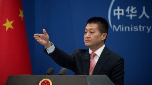 """Espionnage économique: la Chine exige des """"preuves"""" des USA"""