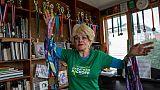 """Ginette, 85 ans et 16 marathons de New York: la course comme """"addiction"""""""