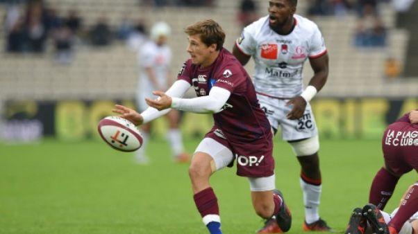 Top 14: Serin (Bordeaux-Bègles) à Toulon la saison prochaine