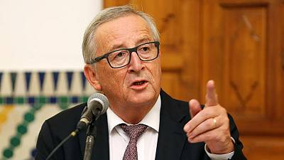 Italy leaving euro would be 'suicide' but other fallout looms - EU's Juncker