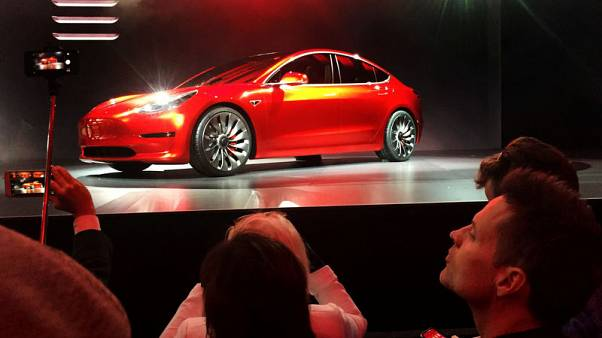 Tesla seeks to reduce tariff impact for Model 3 by making cars in China