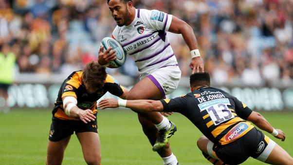 England's Tuilagi ruled out of South Africa clash with groin strain