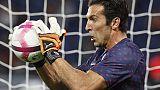 Champions: Allegri, contento per Buffon