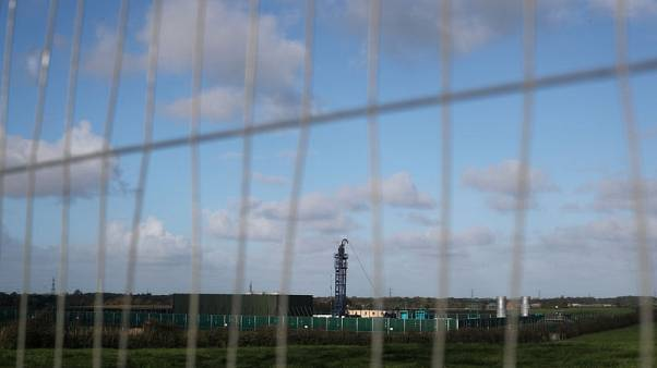 Britain's Cuadrilla extracts first shale gas at English fracking site