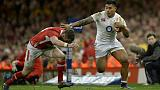 Rugby: le centre anglais Tuilagi forfait face à l'Afrique du Sud