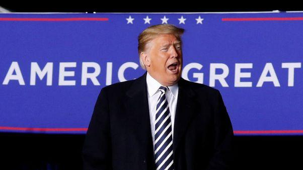 سي.إن.بي.سي: مسؤول أمريكي يقول أنباء سعي ترامب لاتفاق تجاري مع الصين غير صحيحة