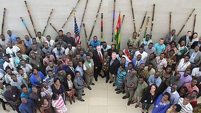 Visite du Secrétaire d'Etat Adjoint à Lomé