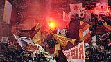 Fiorentina-Roma: 2500 tifosi giallorossi