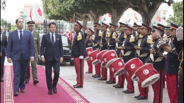 Libia:Conte, Francia assicura appoggio