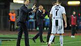 Allegri warns Juve against 'drops in intensity'