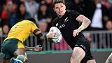 New Zealand's Barrett, Ioane nominated for World Rugby Player of the Year