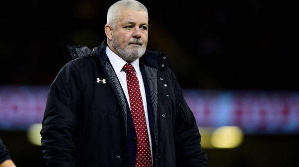 Anxious Wales coach Gatland has eyes only for the World Cup