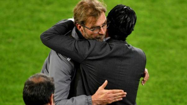Liverpool: Klopp loue Emery avant les retrouvailles