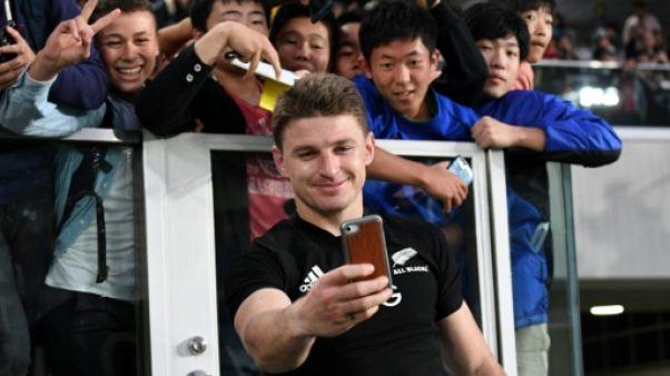 Rugby: Beauden Barrett en lice pour le triplé du meilleur joueur de l'année