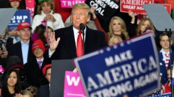 Trump parle (un peu) d'économie, encore et toujours d'immigration