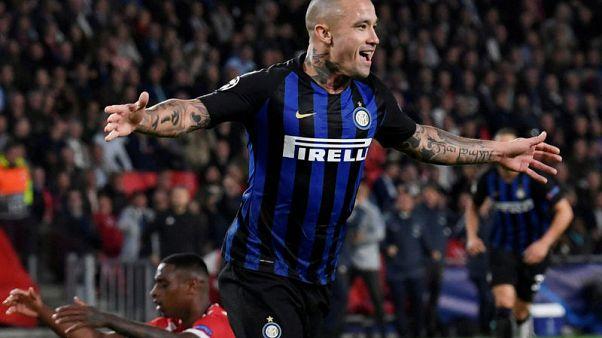 Inter say Nainggolan could return against Genoa