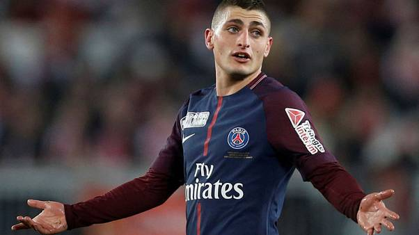 PSG fine midfielder Verratti for drink-driving