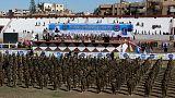 قوات سوريا الديمقراطية: قوات أمريكية تبدأ دوريات على حدود سوريا مع تركيا