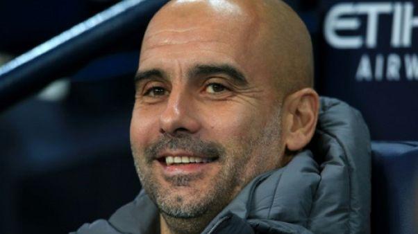 Manchester City: Guardiola relativise l'absence de De Bruyne