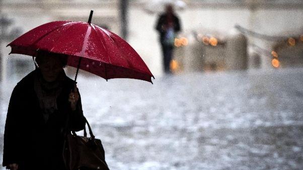 Maltempo: Veneto, resta allarme pioggia
