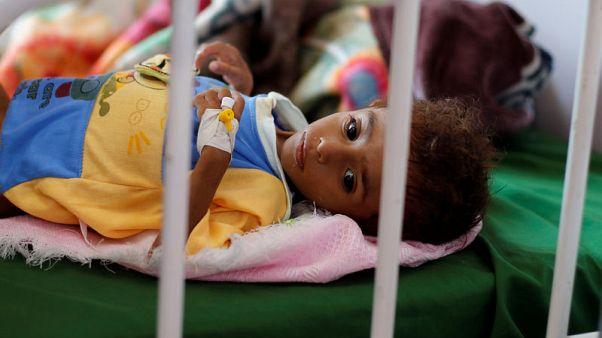 Yemeni children die as warring sides block aid deliveries - UNICEF