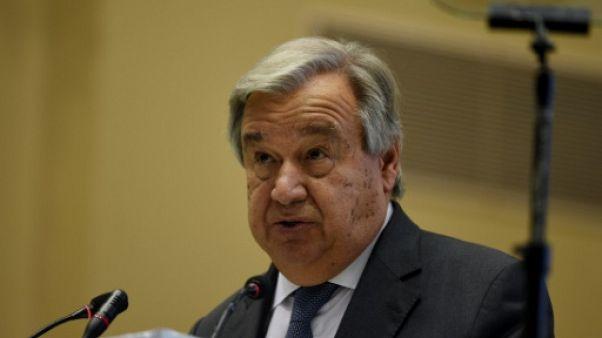 """Le patron de l'ONU appelle à la fin des """"violences"""" au Yémen"""