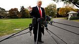 ترامب يتكهن بأن أمريكا ستتوصل لاتفاق بشأن التجارة مع الصين