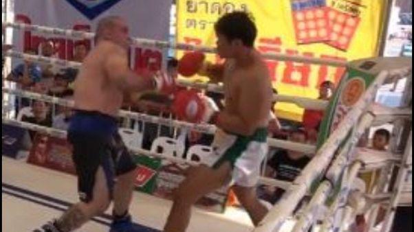 Muore campione thaiboxe Christian Daghio
