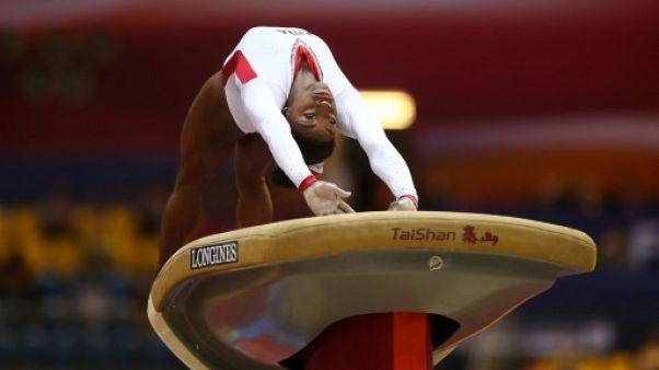 Mondiaux de gymnastique: Simone Biles place la barre toujours plus haut