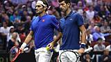 Masters 1000 Paris: Federer-Djokovic, un must en attente
