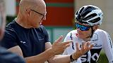 Sky face dilemma keeping Froome and Thomas happy - Kelly