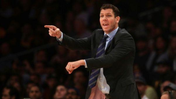 NBA: Walton assure avoir le soutien de ses dirigeants