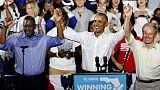"""Obama dénonce une """"manoeuvre politique"""" derrière l'envoi de militaires à la frontière"""