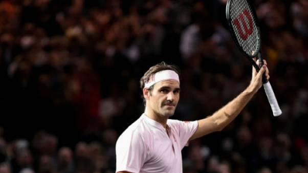 Masters 1000 de Paris: Federer rejoint Djokovic en demies