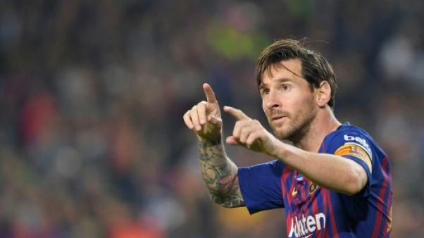La Fondation Messi soupçonnée d'irrégularités