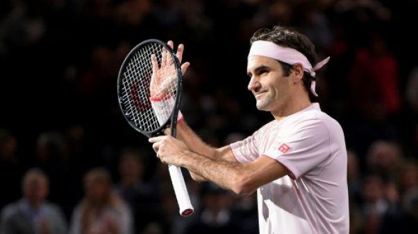 Masters 1000: Paris s'offre un duel de rêve entre Federer et Djokovic