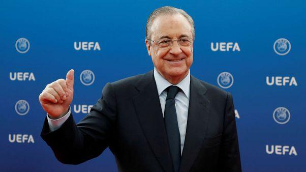 Top European clubs again planning Super League breakaway - report