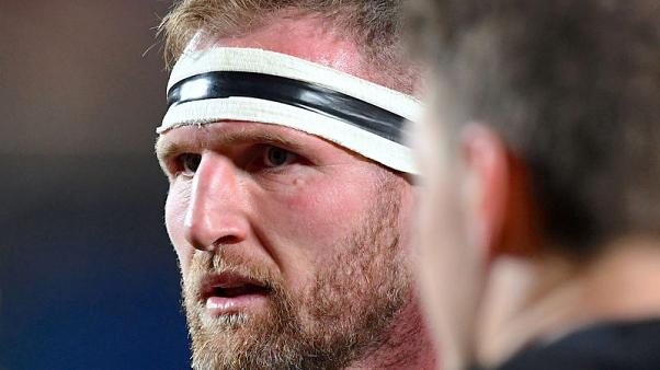 Captain Read says to quit All Blacks after World Cup