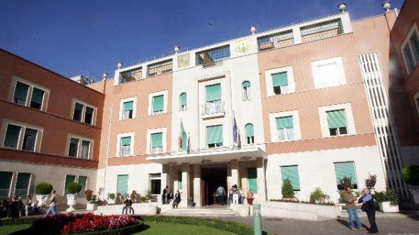 Rogo ospedale Roma, trasferiti pazienti