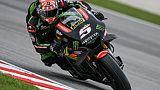 MotoGP: les horaires des courses avancés à cause de la pluie au GP de Malaisie