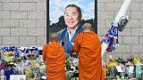 """Funérailles bouddhistes à Bangkok pour le """"sauveur de Leicester"""""""