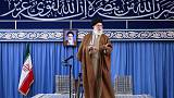 Iran's Khamenei says the world opposes Trump's decisions - TV