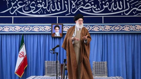 Iran's Khamenei says the world opposes Trump's decisions - TV