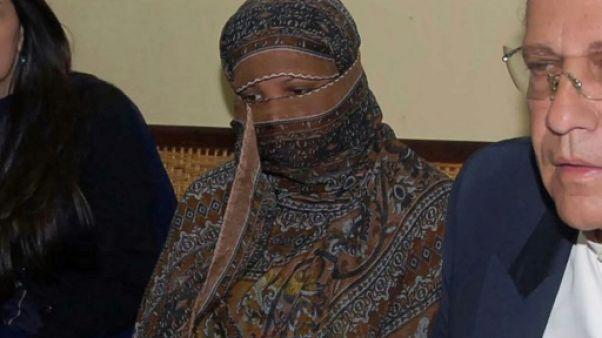 Pakistan: le sort d'Asia Bibi reste incertain malgré son acquittement