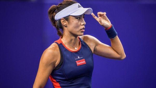 Tennis: Keys, forfait au Masters bis, remplacée par Qiang en demi-finale